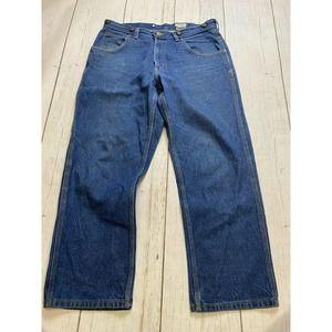 Key denim suspender button Blue Jeans 100% Cotton